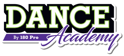 Logo for Dance Academy by 180 Pro